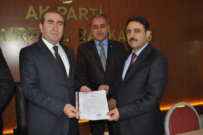 Halil Kırmızı, Haliliye Belediye Başkanlığına talip oldu VİDEO