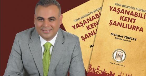 Mehmet Tuncay, Büyükşehir kitabını yazdı