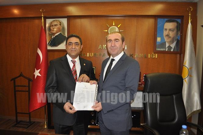 Ali Doğan, Eyyübiye'ye hizmet etmek istiyorum VİDEO