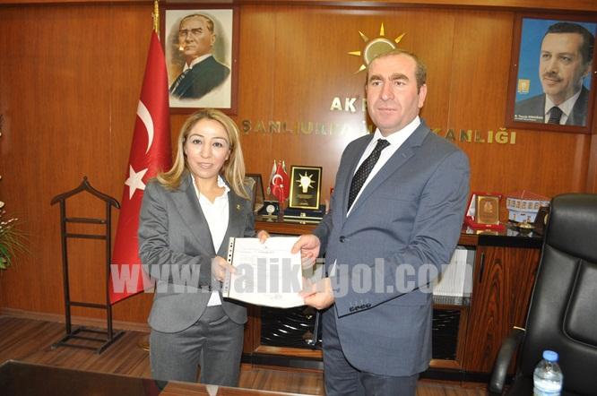 Fatma Akcan, Haliliye belediyesi cesaret ister