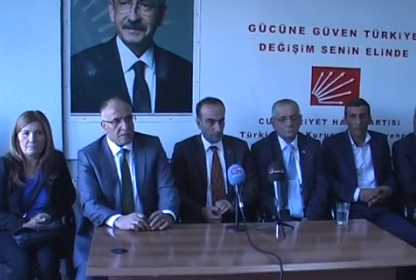 CHP İl Başkanı Karakeçili;