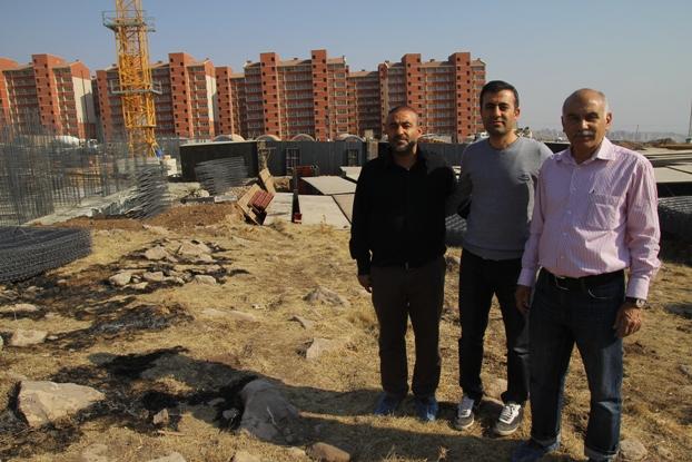 Bakkal esnafın TOKİ konutları yükseliyor VİDEO