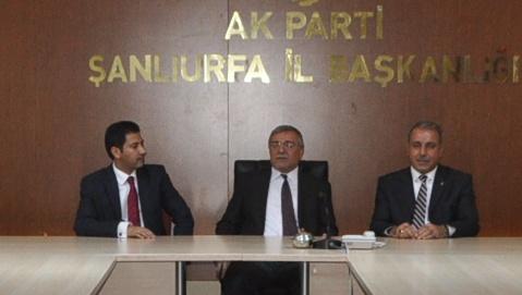 Haliliye Belediye Başkan Aday Adayı Halil Yıldız'dan temaslar VİDEO