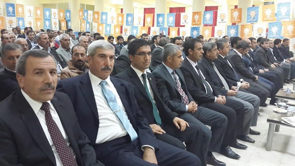 Viranşehir Belediye Başkan Adayları görücüye çıktı