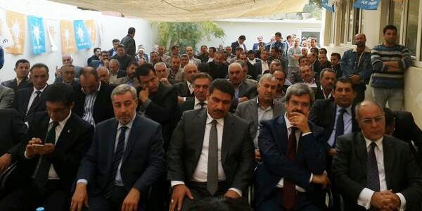Ceylanpınar Belediye Başkan Aday Adayları görücüye çıktı