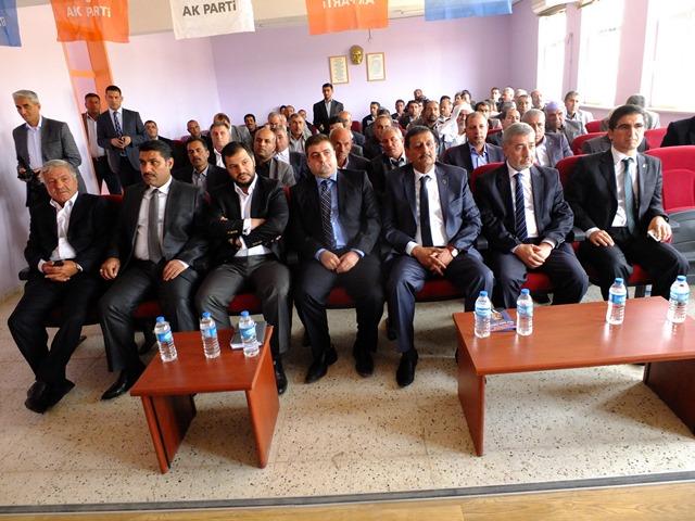 Harran Belediye Başkan adayları görücüye çıktı