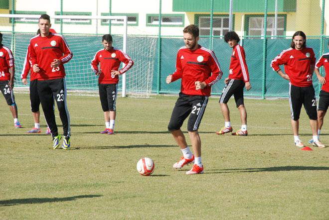 Şanlıurfaspor, Samsunspor maçının hazırlıklarına başladı