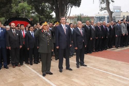 Şanlıurfa'da Atatürk törenlerle anıldı