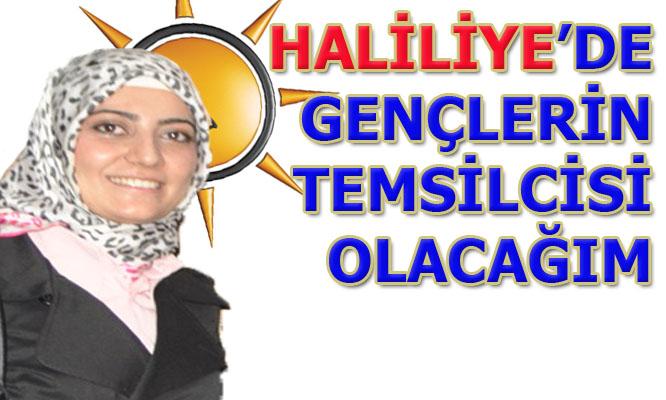 Semra Ilık, Haliliye Belediye Meclis Üyeliğine aday adayı oldu