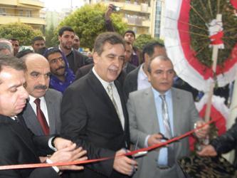 DP Şanliurfa Belediye Başkan Adayı Kenan Karataş start verdi
