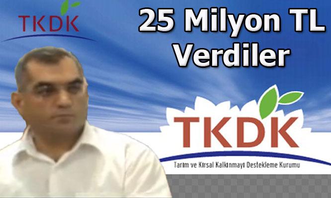 Yetim: TKDK olarak 152 projeyi destekledik