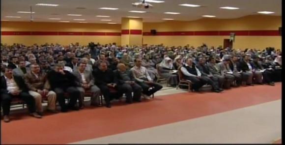 Mustafa İslamoğlu ve Senai Demirci Urfa'da konuştu VİDEO