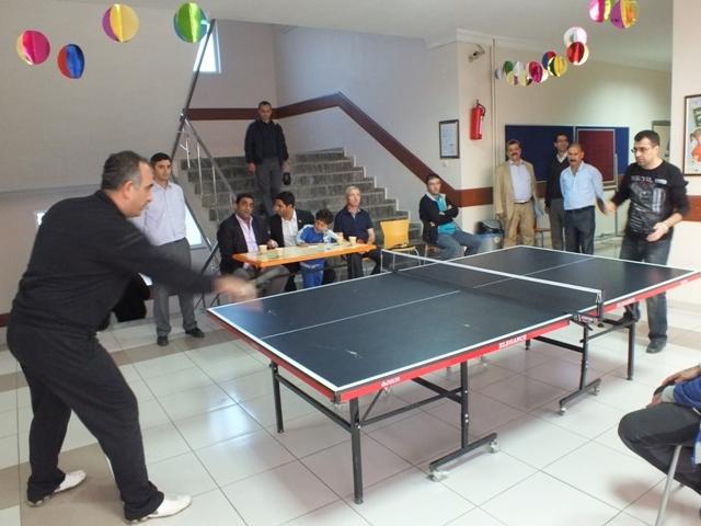 Velilerarası Geleneksel Masa Tenisi Turnuvası