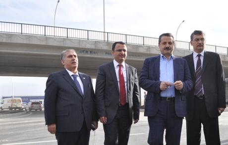 Bakan Çelik; Urfa'da yatırım geleceğe yatırımdır VİDEO