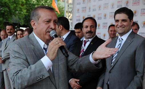 Başbakan Erdoğan, Urfa Belediye Başkan adayını açıklıyor