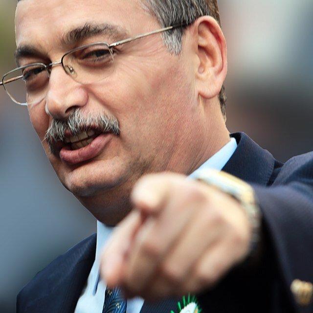 AK Parti Şanlıurfa Belediye Başkan Adayı Vali Celalettin Güvenç