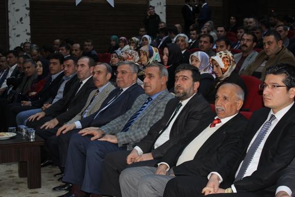 İl Danışma meclisinde Urfa adayı gündem oldu