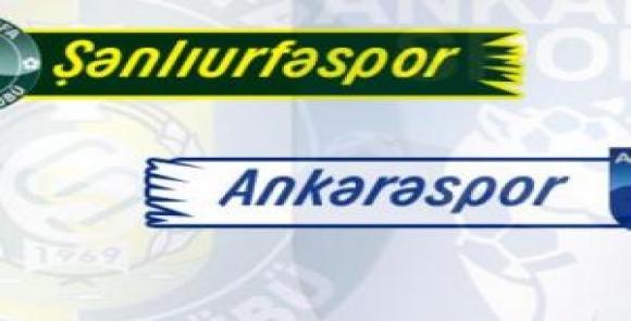 Şanlıurfaspor Ankaraspor karşısında Bozguna Uğradı 0-4