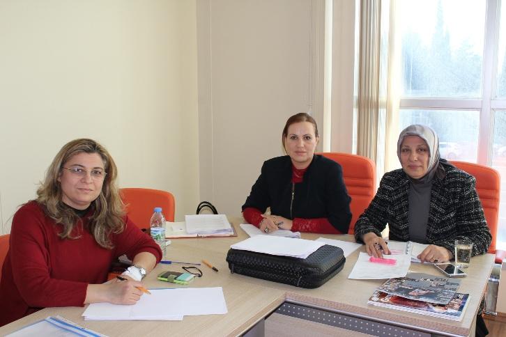 AK Parti Kadın Belediye Meclis Üyesi Aday Adaylarında Mülakat heyecanı