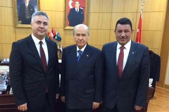 MHP Şanlıurfa Büyükşehir Belediye Başkan Adayı Kemal Saraçoğlu oldu VİDEO