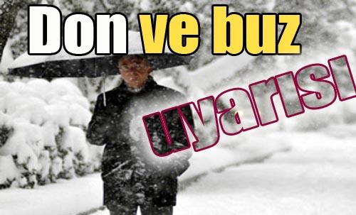 Şanlıurfa'ya Kar Geliyor