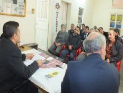 Urfa Mazlum-Der'de Kürt sorununu masaya yatırdı