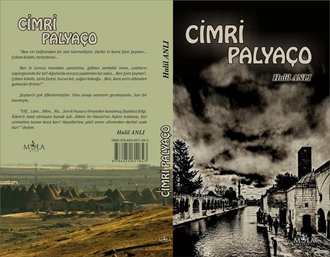 Şanlıurfa konulu 'Cimri Palyaço' Roman Çıktı