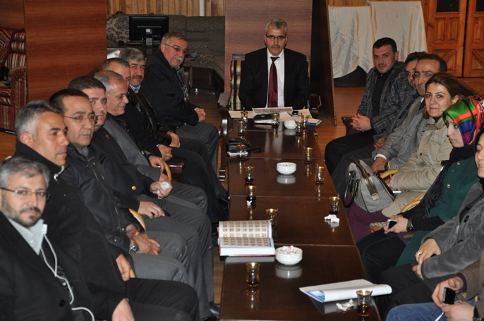 AK Parti Urfa SKM hızlı başladı