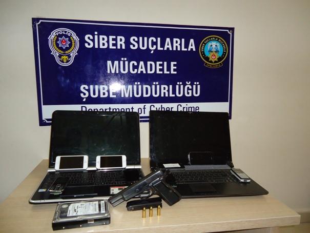 Şanlıurfa'da kaçak bahis operasyonu; 14 Gözaltı