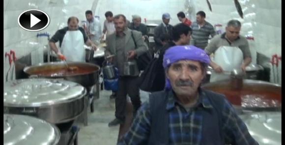 Urfa'daki Kar Yağışı Fakirleri Etkiledi