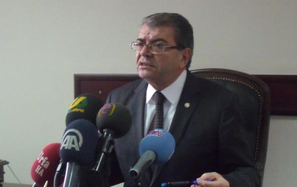 Şanlıurfa Barosundan BDP Vekili Ayhan için kınama