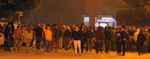 Şanlıurfaspor, Adanaspor'u yenince Adana'da olaylar çıktı
