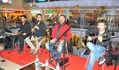 Urfa City'de eğlenceye devam