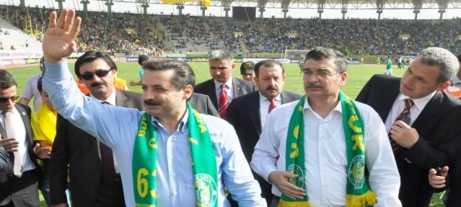 Urfaspor'un Şampiyon Olacağına İnanıyorlar