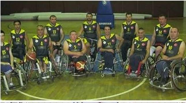 Şanlıurfa Engelli basketbol Takımı 2.Galibiyetini Aldı