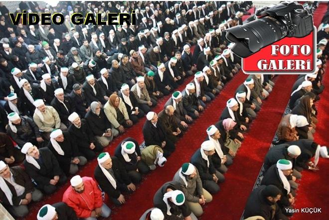 Şanlıurfa'da, Mazlum Müslümanlar için teheccüd namazı
