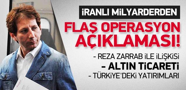 Babek Zencani'den flaş operasyon açıklaması!