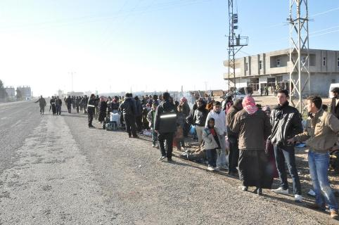 Suriyeli Mülteciler Viranşehir'e taşınıyor