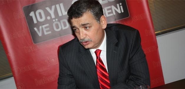 AK Parti'nin Şanlıurfa'da hedefi yüzde 70
