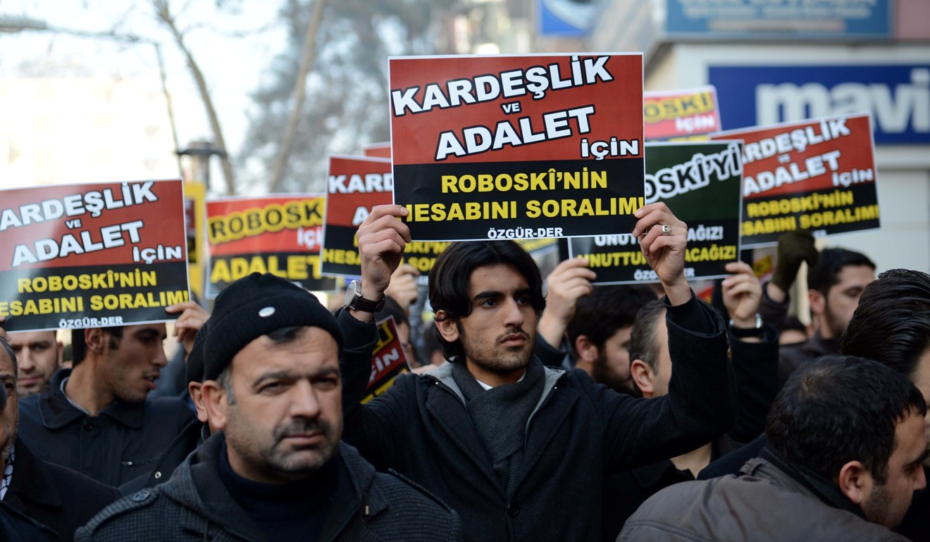 Uludere Katliamına Protesto