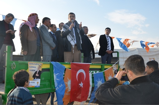 Güvenç Çamlıdere'de; Birbirimize üstünlüğümüz yok VİDEO