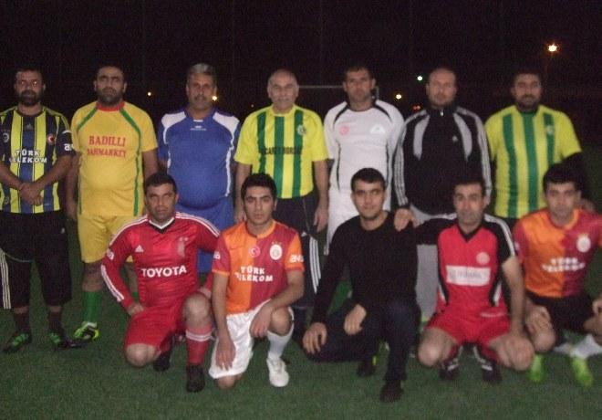 Şanlıurfa Bakkalspor takımı kuruldu