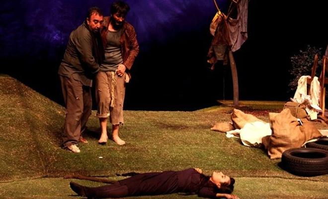 Devlet Tiyatroları Yeni Bir Oyun İle Urfa'da