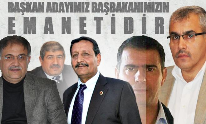 AK Parti SKM Çok Hareketli