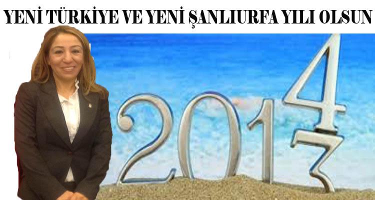 Başkan Adayı Fatma Akcan'dan yeni yıl mesajı