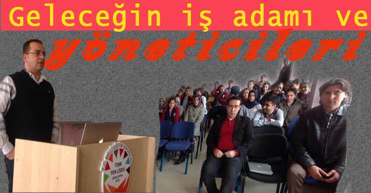 Fen Lisesi'nde Girişimcilik Eğitimi