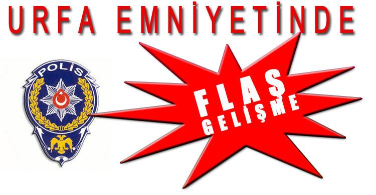 FLAŞ!.. Emniyette bir deprem de Şanlıurfa'da