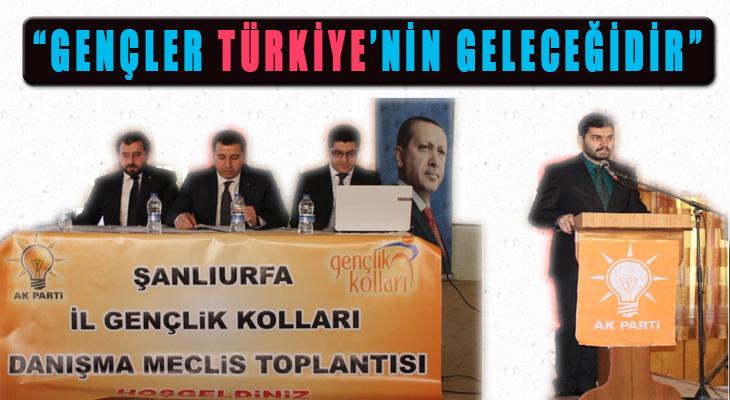 Şanlıurfa AK Parti Gençlerinden bir ilk VİDEO