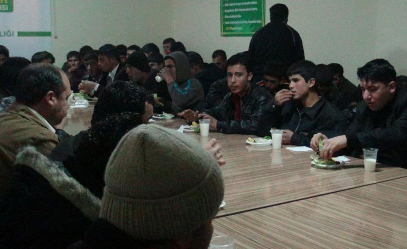 Eyyübiyeli Gençler Buluşuyor programı