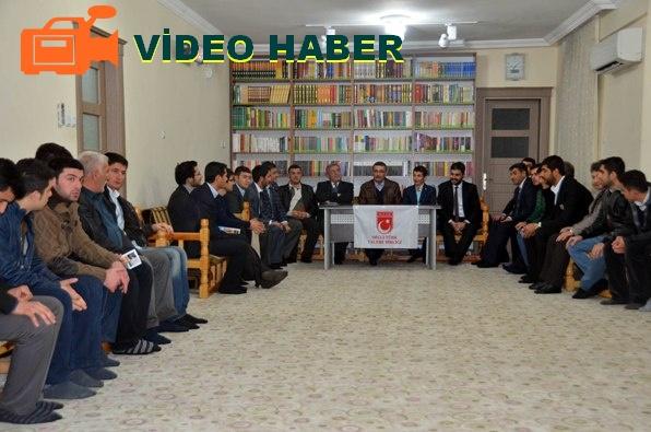 Güvenç, MTTB öğrencileri ile buluştu VİDEO